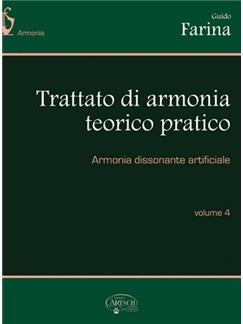 Trattato  d'armonia teorico-pratico, Volume 4 Books | All Instruments