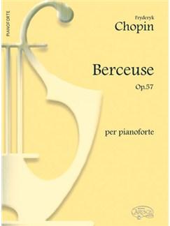 Chopin Berceuse Op57 Pf Bk Books |
