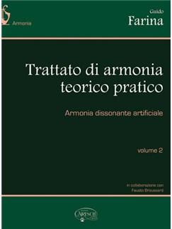 Trattato d'armonia teorico-pratico, Volume 2 Books | All Instruments