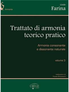 Trattato d'armonia teorico-pratico, Volume 3 Books | All Instruments