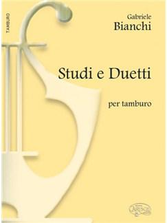 Bianchi Studi E Duetti Drums Bk Books |