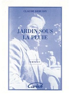 Claude Debussy: Jardins sous la pluie, for Piano Livre | Piano