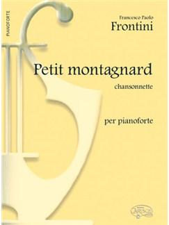 Francesco Paolo Frontini: Petit Montagnard (Chansonette), per Pianoforte Bog | Klaver solo
