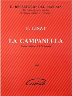 Franz Liszt: La Campanella Books | Piano
