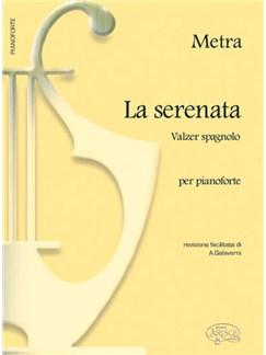 Metra Serenata Valzer Spagnolo Pf Bk Books  