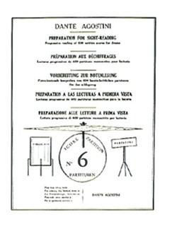 Préparation Au Déchiffrage, Volume 6 Books | Drums