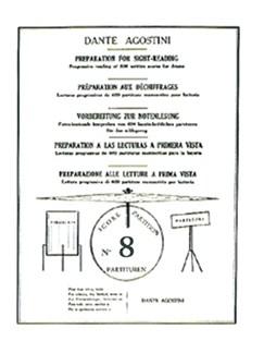 Préparation Au Déchiffrage, Volume 8 Books | Drums