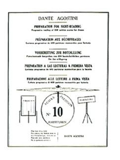 Préparation Au Déchiffrage, Volume 10 Books | Drums