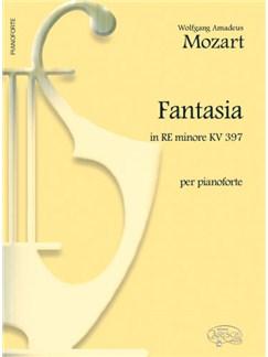 Mozart Fantasia In D Min Kv397 Pf Bk Books |