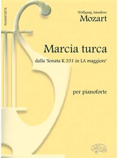 Mozart Marcia Turca K331 A Maj Pf Bk Books |
