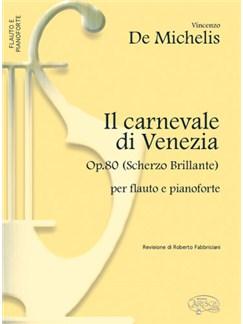 Michelis Carnevale Di Venezia Flt/Pf Books |
