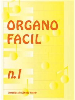 Órgano Fácil N.1 Books | Organ