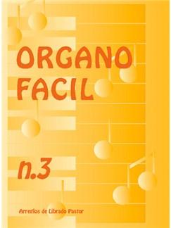 Órgano Fácil N.3 Books | Organ