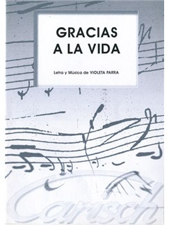 Gracias a la Vida Books | Piano & Vocal