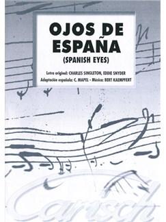 Ojos de España Books | Piano & Vocal