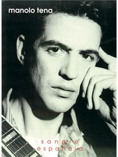 Manolo Tena: Sangre Española Libro | Piano, Vocal & Guitar