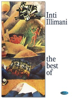The Best of Inti Illimani Books | Piano, Vocal & Guitar