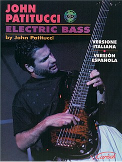 Electric Bass CD y Libro | Bajo