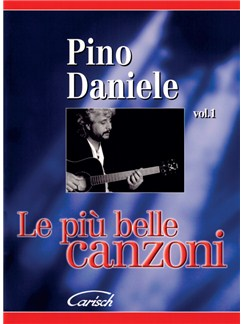 Pino Daniele: Le Più Belle Canzoni (Vol. 1) Books | Guitar