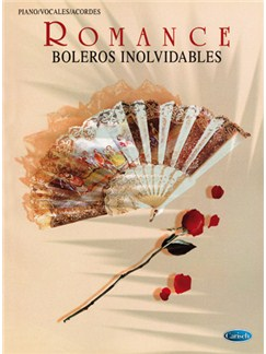 Romance - Boleros Inolvidables Libro | Piano, Vocal & Guitar
