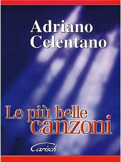 Adriano Celentano: Le Più Belle Canzoni Books | Guitar