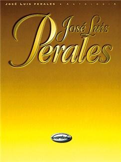 José Luís Perales: Antología Libro | Piano, Vocal & Guitar