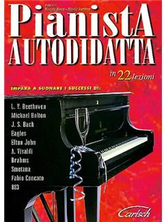 Pianista Autodidatta, in 22 Lezioni Books   Piano