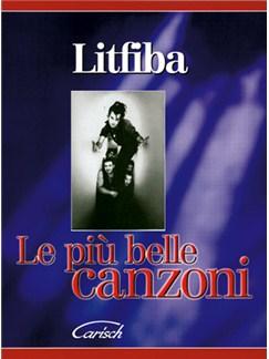 Litfiba: Le Più Belle Canzoni Libro | Guitarra