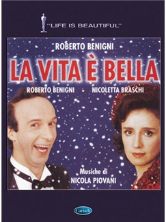 Nicola Piovani: La Vita E Bella - Buongiorno Principessa Books   Piano, Vocal & Guitar