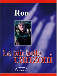 Ron: Le Più Belle Canzoni Libro | Guitarra