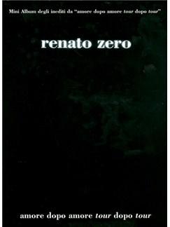 Renato Zero: Amore dopo Amore - Tour dopo Tour Books   Guitar