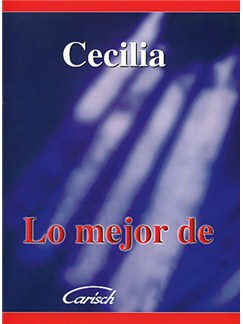Lo Mejor de Cecilia Books | Piano, Vocal & Guitar