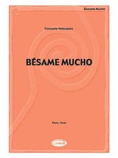 Bésame Mucho Libro | Piano & Vocal