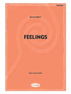Morris Albert: Feelings Books | Piano, Vocal & Guitar