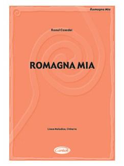 Raoul Casadei: Romagna Mia Books | Guitar