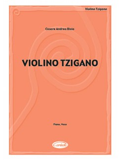 Violino Tzigano Books | Piano & Vocal