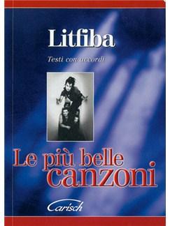Litfiba: Le Più Belle Canzoni Books   Lyrics & Chords