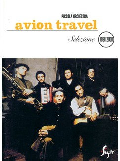 Avion Travel: Selezione 1990-2000 Books | Piano, Vocal & Guitar