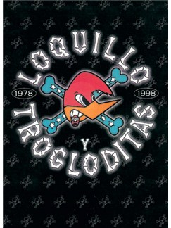 Loquillo y Trogloditas: 1978 - 1998 Books | Piano, Vocal & Guitar