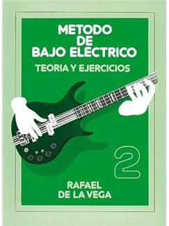 Método de Bajo Eléctrico Vol.2 Libro | Bass Guitar