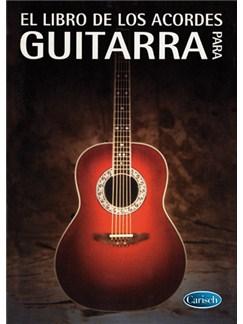 El Libro de los Acordes para Guitarra Libro | Guitar