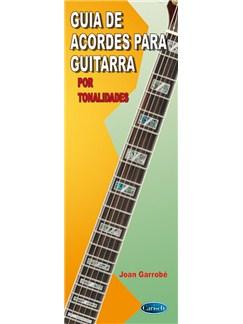 Guía de Acordes para Guitarra por Tonalidades Libro | Guitar