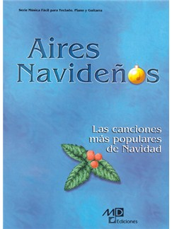 Aires Navideños Books | Guitar, Keyboard