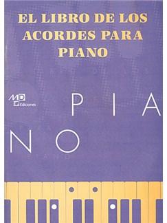 El Libro de los Acordes para Piano Libro | Piano