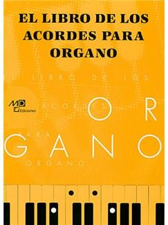 El Libro de los Acordes para Órgano Libro | Organ