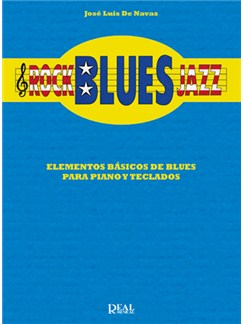 Rock Blues Jazz Libro | Piano
