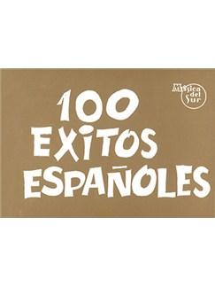 100 Éxitos Españoles Libro | Guitar
