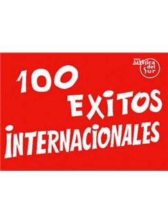 100 Éxitos Internacionales Books   Guitar