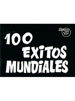 100 Éxitos Mundiales Books | Guitar
