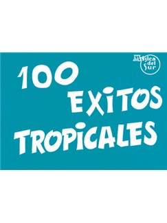 100 Éxitos Tropicales Books | Guitar